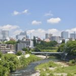 仙台の風景